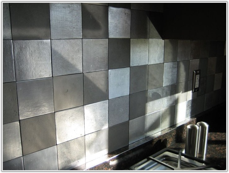 Grey Kitchen Wall Tile Ideas