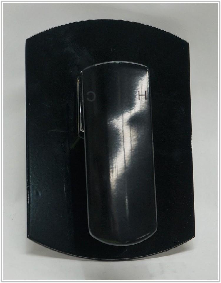 High Gloss Black Porcelain Floor Tiles