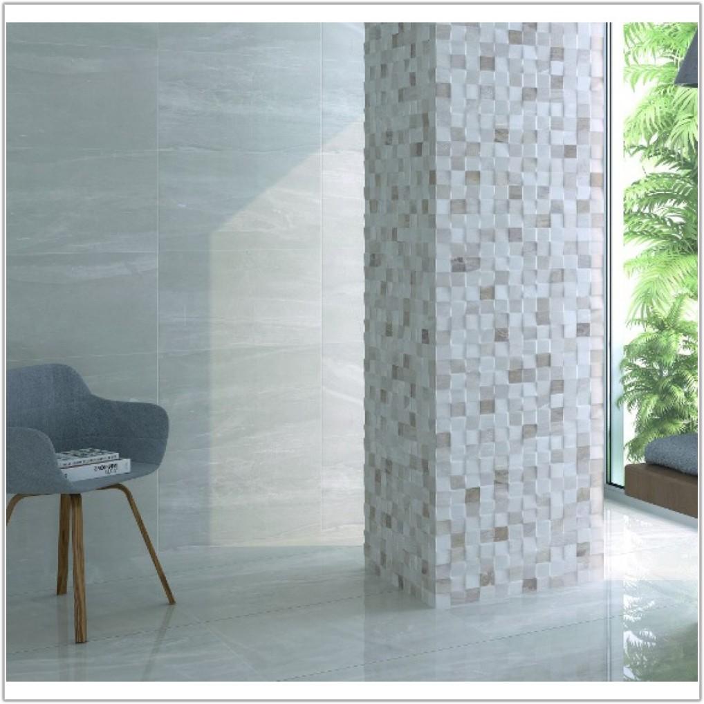High Gloss Grey Kitchen Wall Tiles