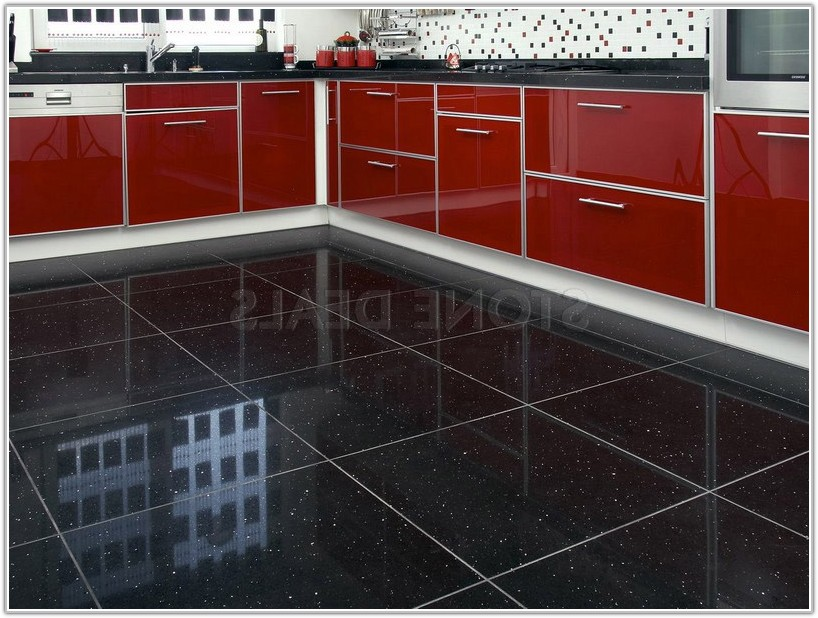 High Gloss Kitchen Floor Tiles