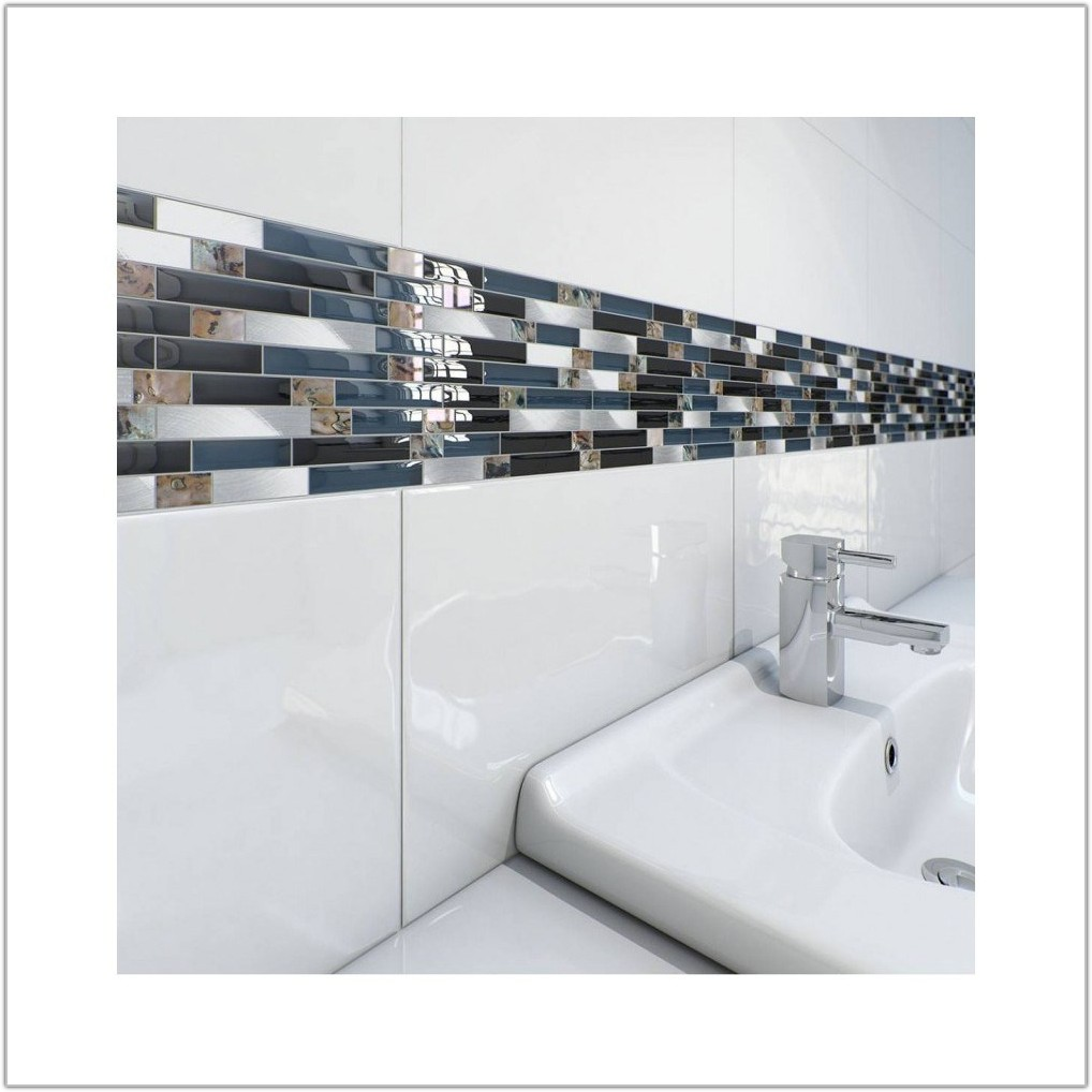 High Gloss White Wall Tiles