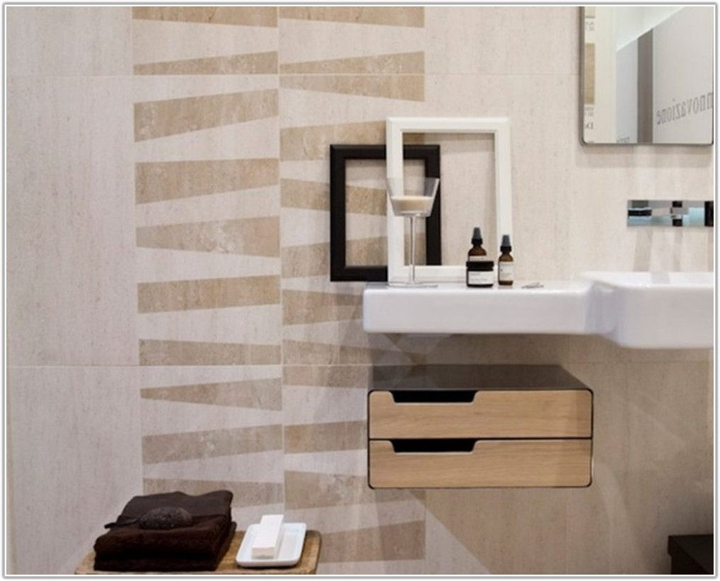 Ideas For Wall Tiles In Bathrooms
