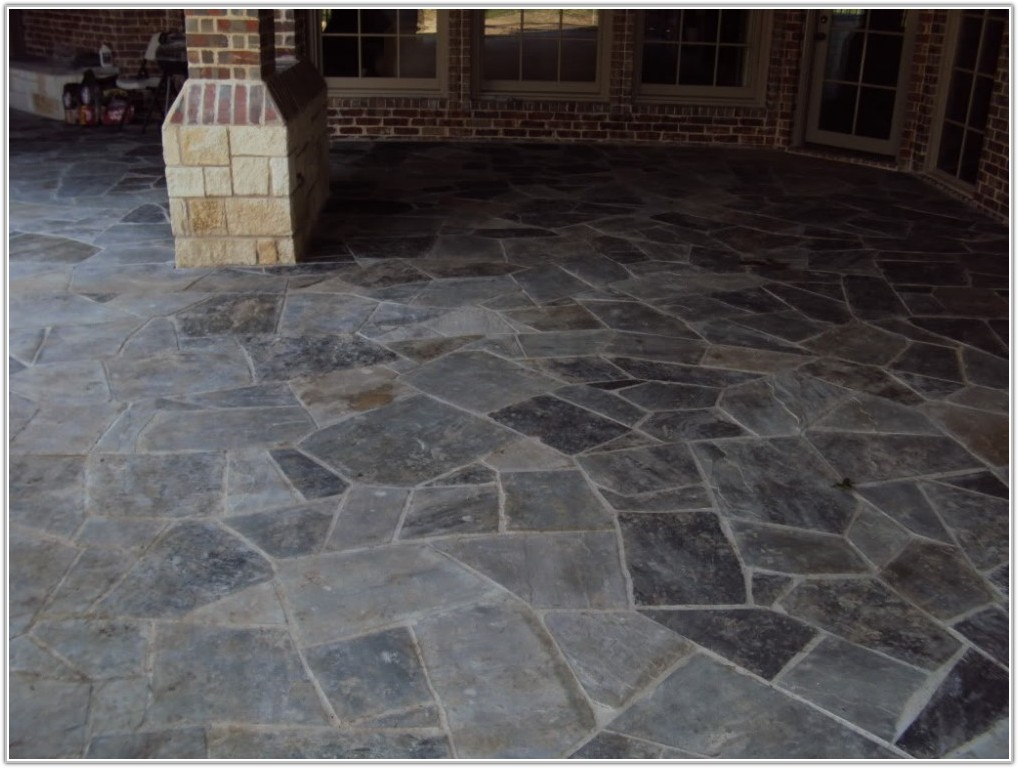 Indoor And Outdoor Slate Tiles