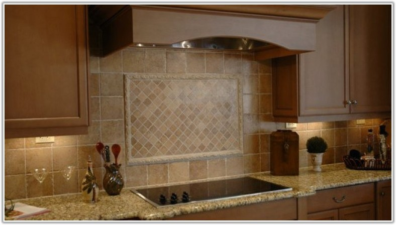 Installing Ceramic Wall Tile Kitchen Backsplash