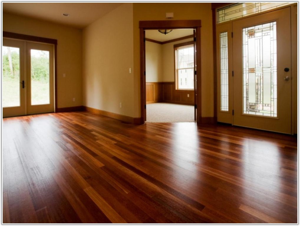 Installing Ceramic Wood Tile Flooring