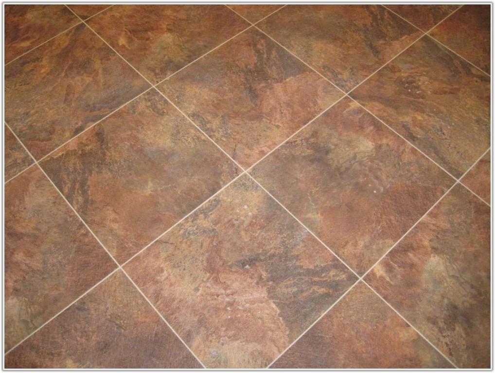 Installing Kitchen Vinyl Floor Tiles