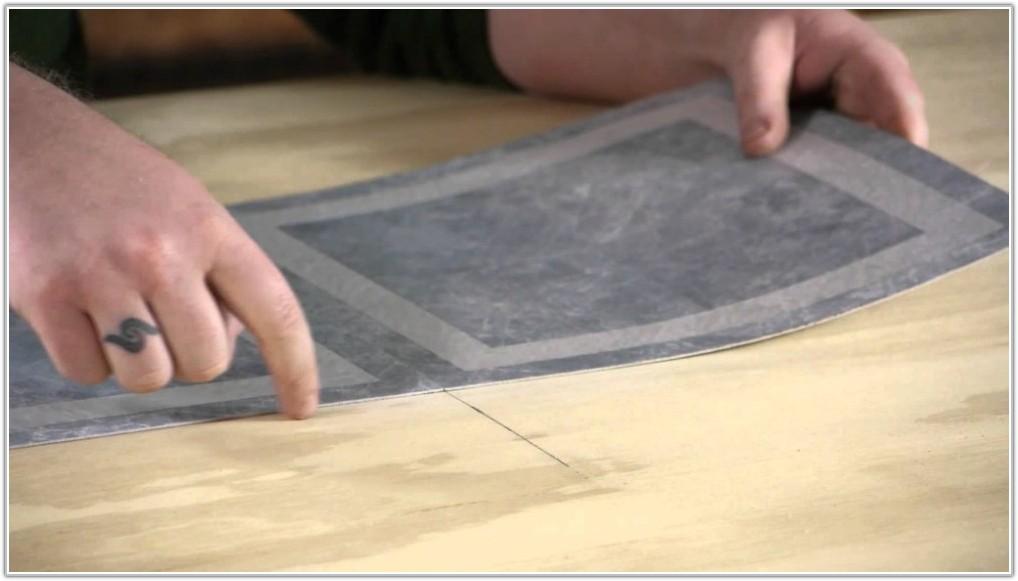 Installing Vinyl Floor Over Tiles
