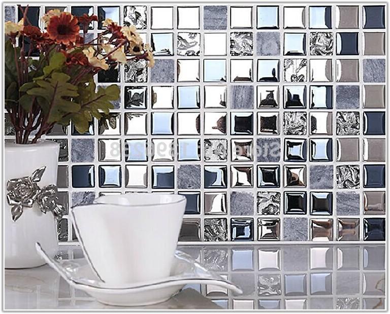 Kitchen Backsplash Glass Mosaic Tiles