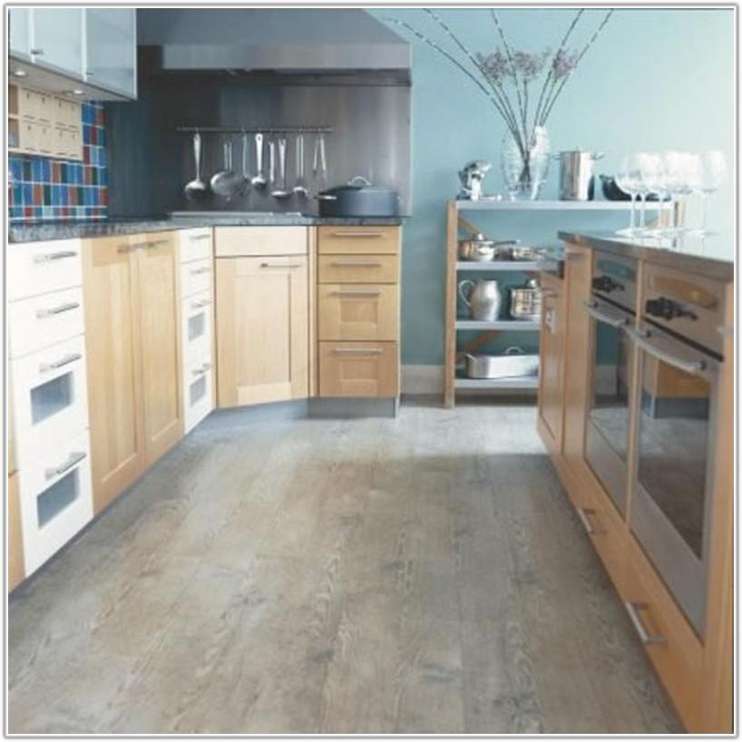 Kitchen Floor Tile Ideas With Oak Cabinets