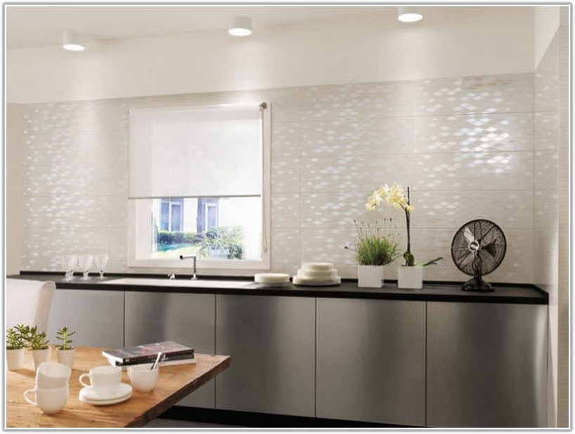Kitchen Wall Tile Design Ideas