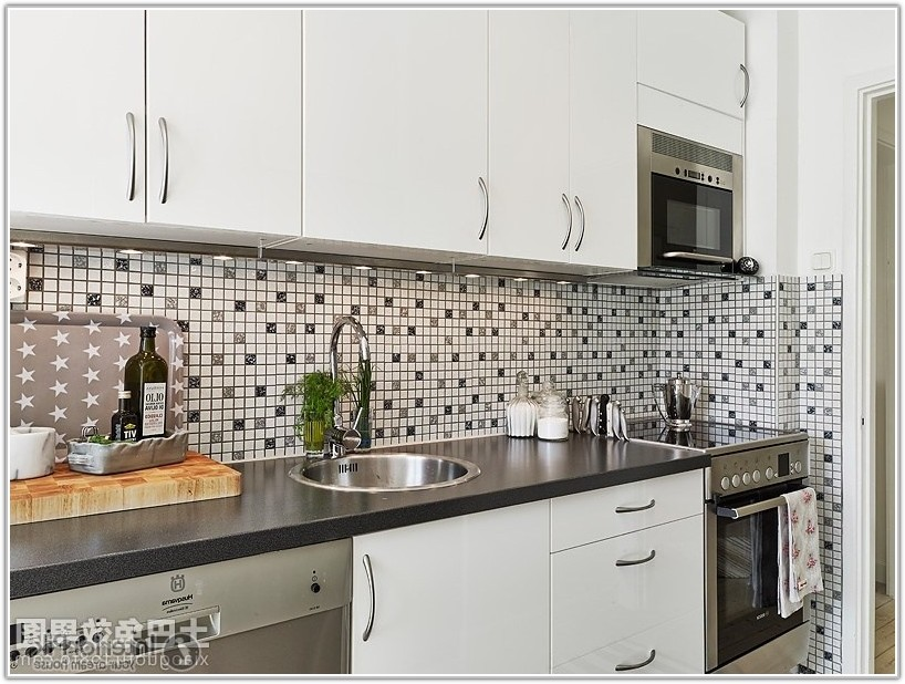 Kitchen Wall Tile Designs India