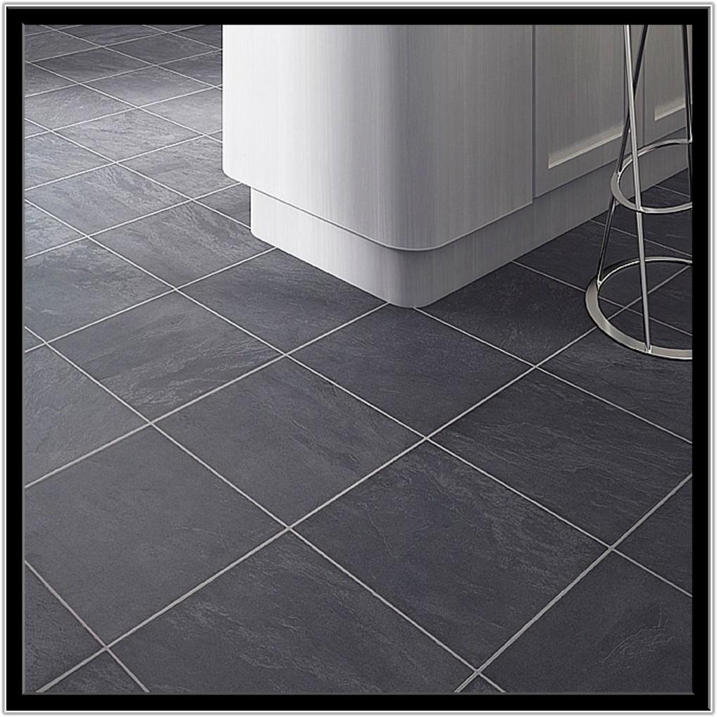 Laminate Tile Flooring Kitchen Bq