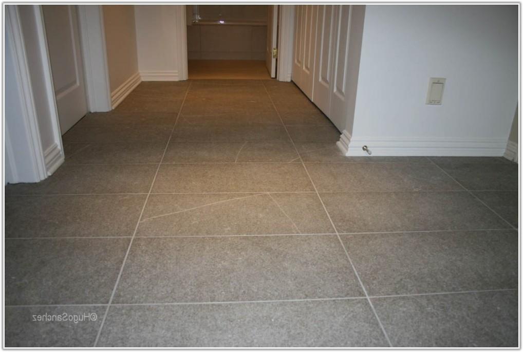 Large Format Concrete Floor Tiles