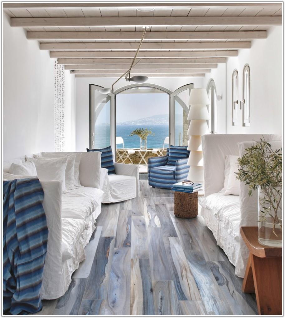 Large Grey Kitchen Floor Tiles