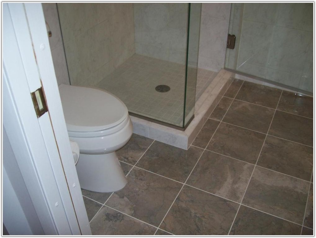 Large Or Small Floor Tiles
