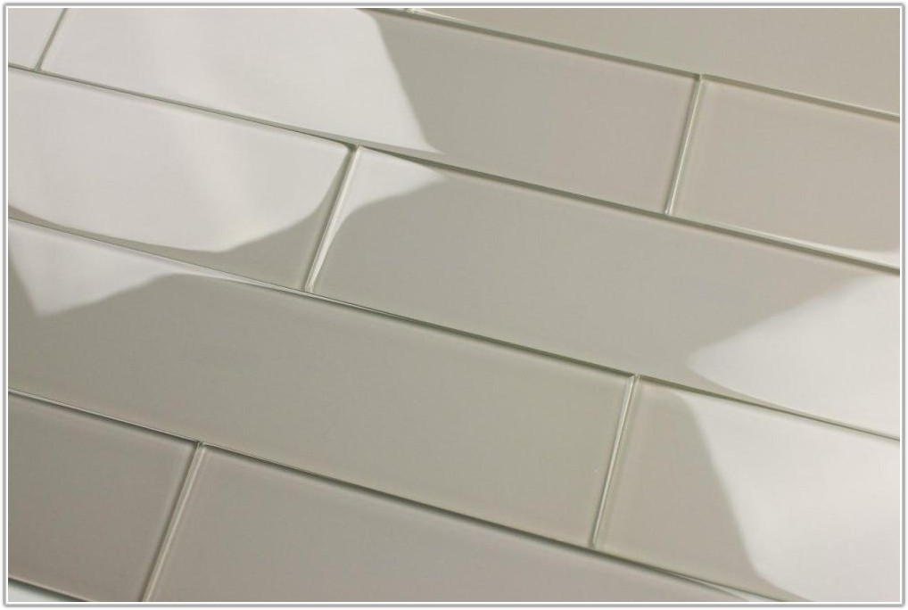 Large White Gloss Bathroom Tiles