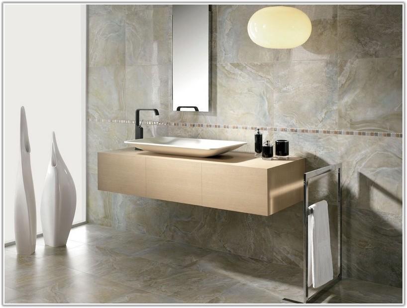 Latest Bathroom Tile Trends 2014