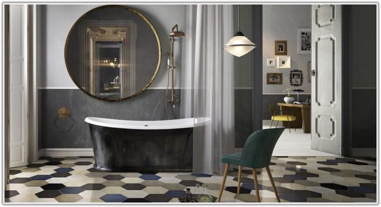 Latest Bathroom Tile Trends 2016