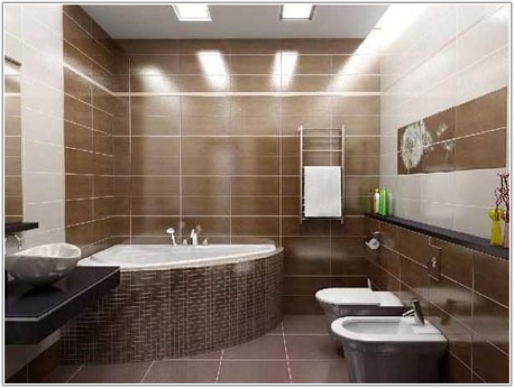 Latest Bathroom Wall Tile Designs