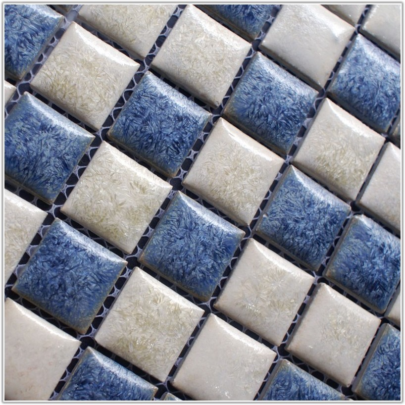 Light Blue Kitchen Floor Tiles