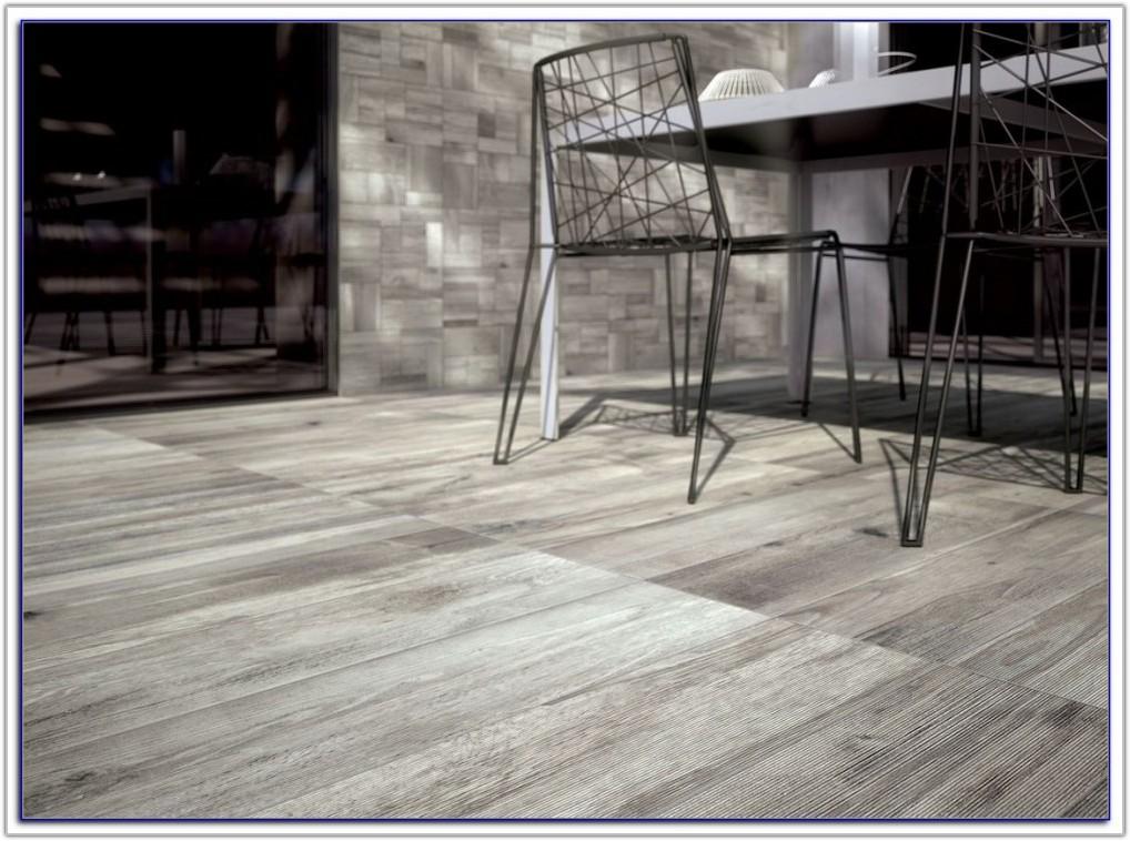 Light Gray Tile That Looks Like Wood