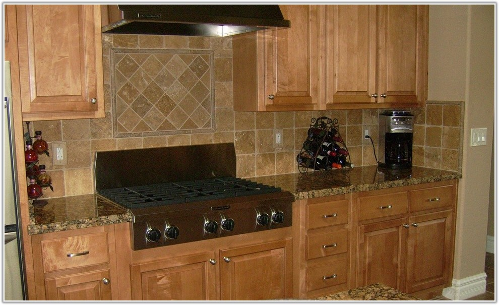 Lime Green Glass Tiles Kitchen