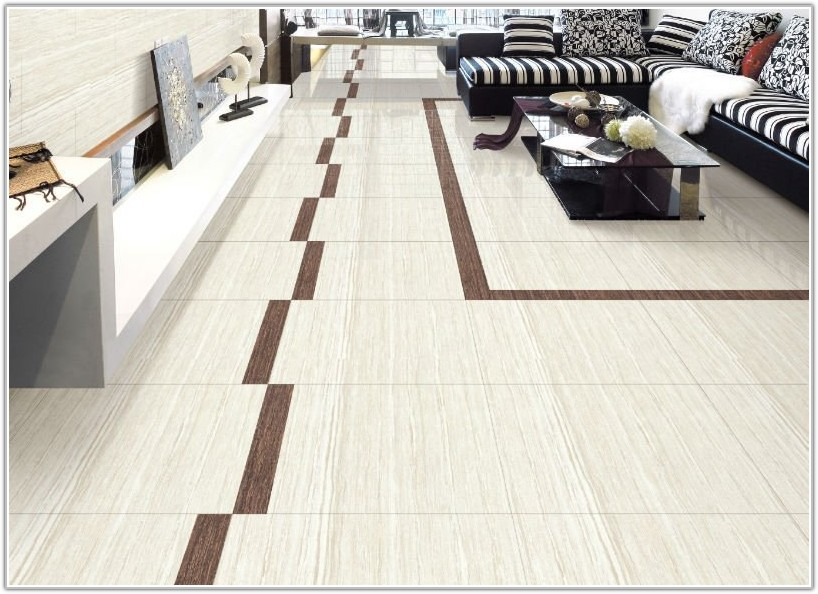 Living Room Floor Tiles Design In India