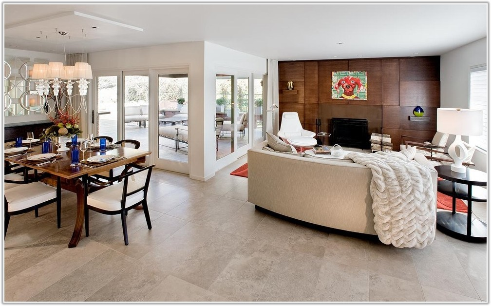 Living Room Floor Tiles Ideas