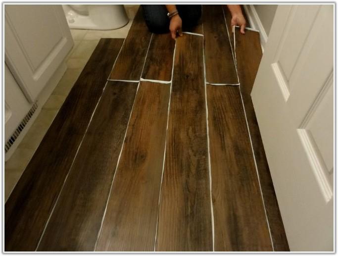 Luxury Self Adhesive Vinyl Floor Tiles