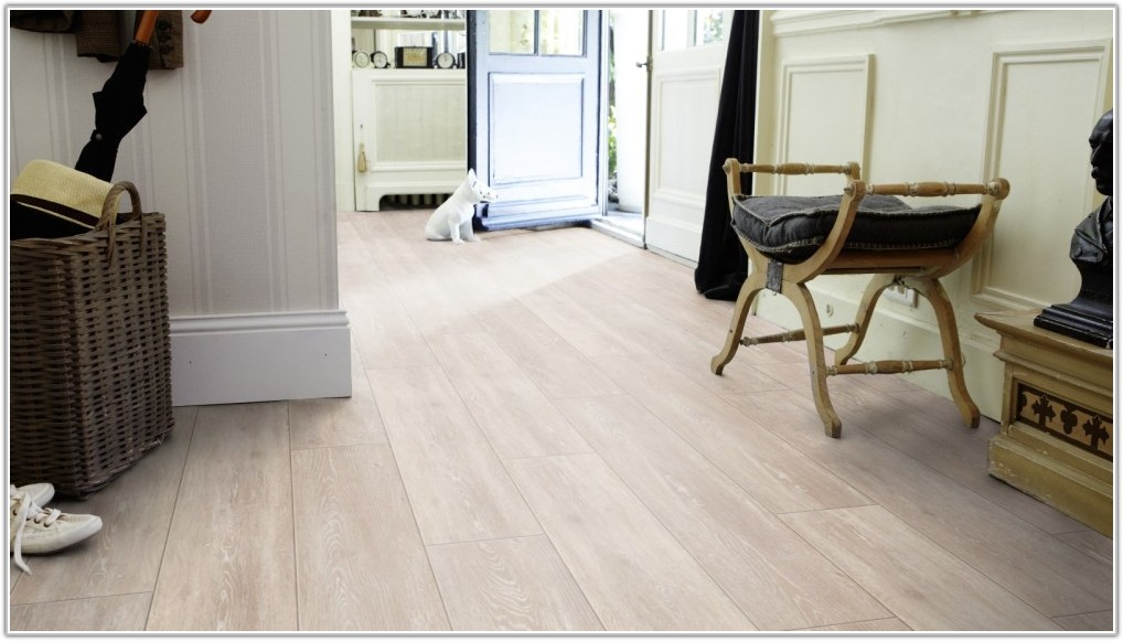 Luxury Vinyl Click Tile Flooring
