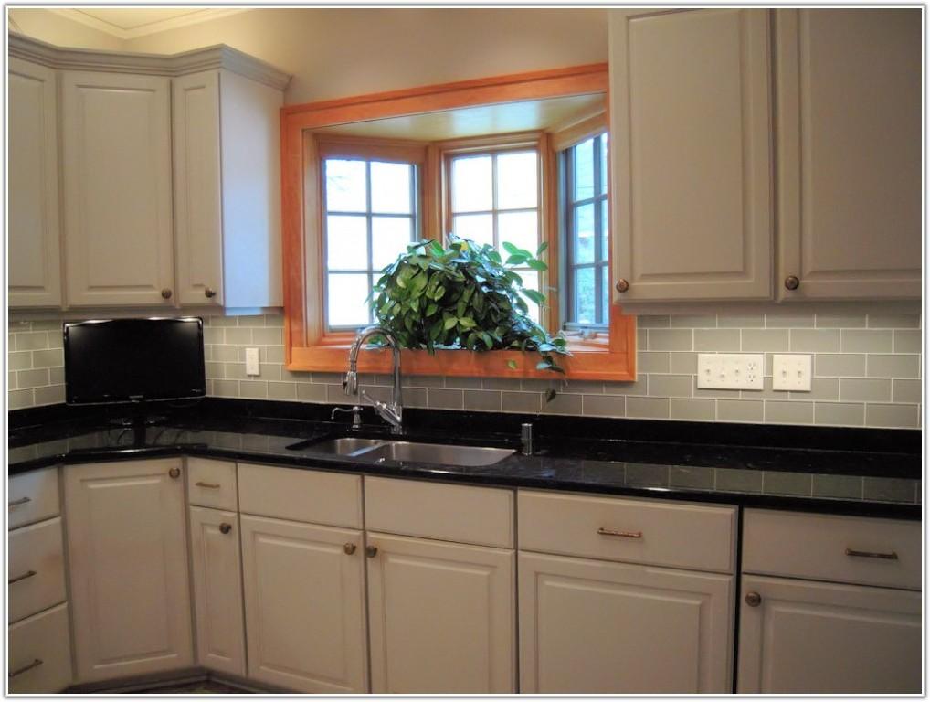 Make Your Own Glass Tile Backsplash