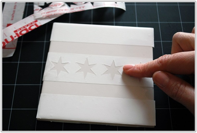 Make Your Own Tile Coasters