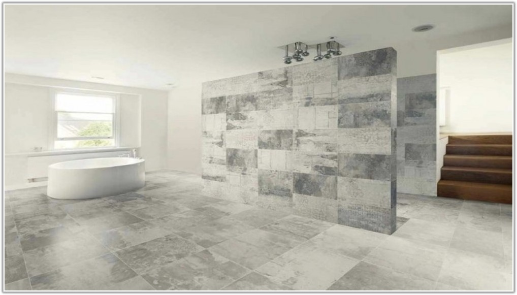Marble Bathroom Floor And Wall Tiles