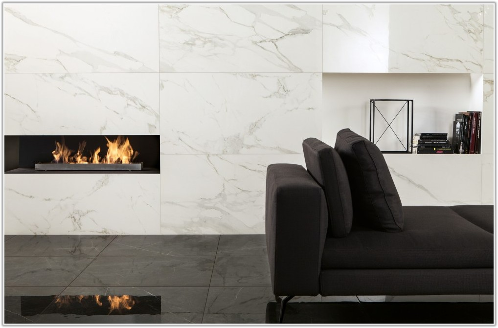 Marble Effect Porcelain Wall Tiles