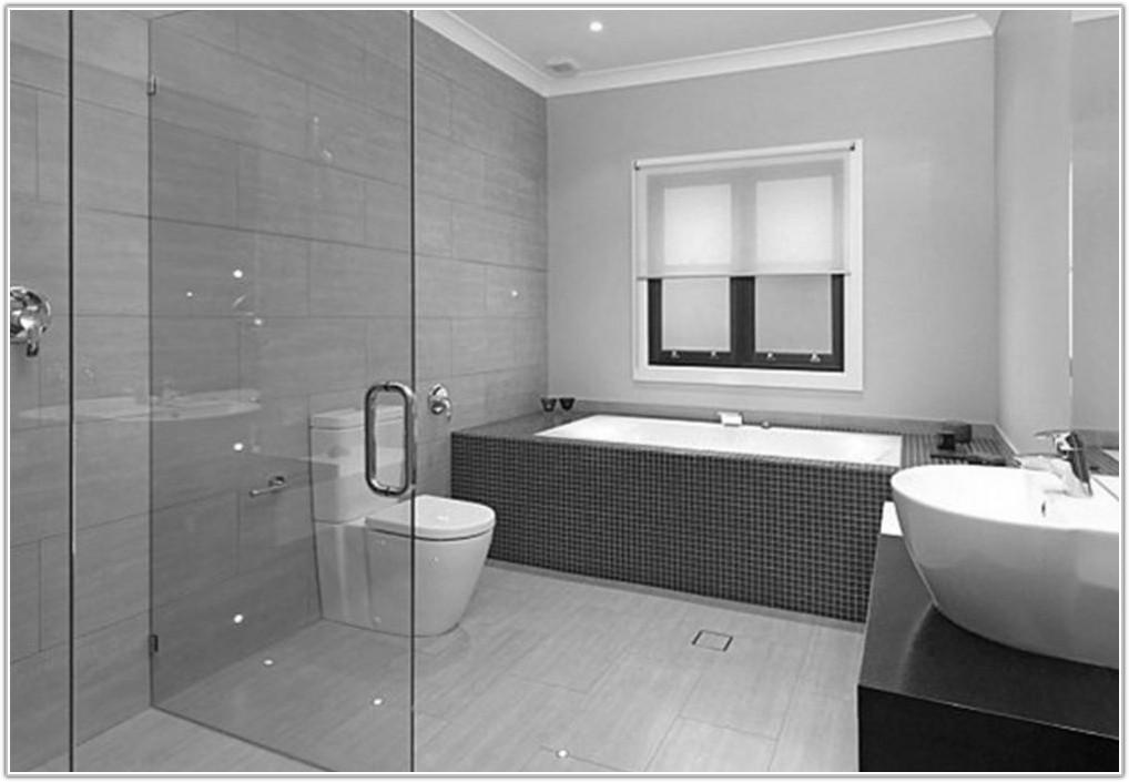 Modern Bathroom Floor Tile Ideas