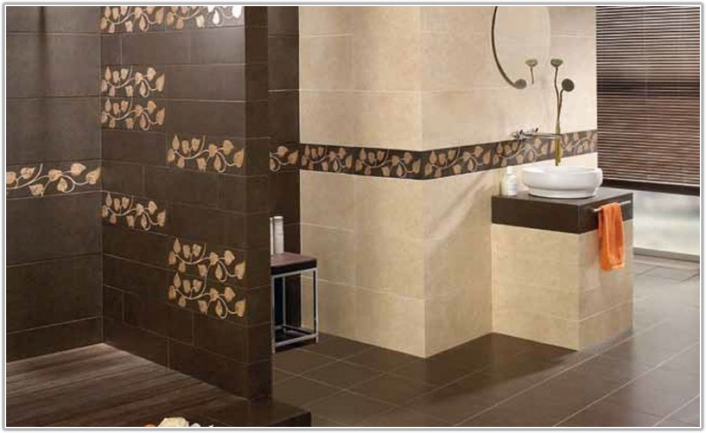 Modern Bathroom Wall Tile Designs