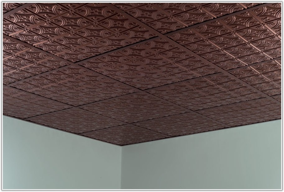 Modern Ceiling Tiles For Basement