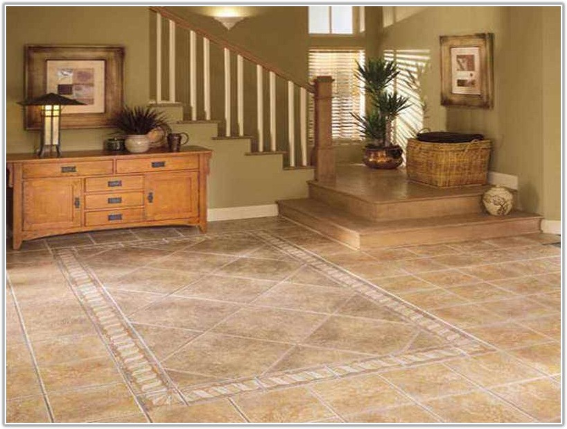 Modern Design Of Floor Tiles