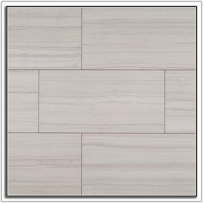 Montari Black Glazed Porcelain Floor Tile