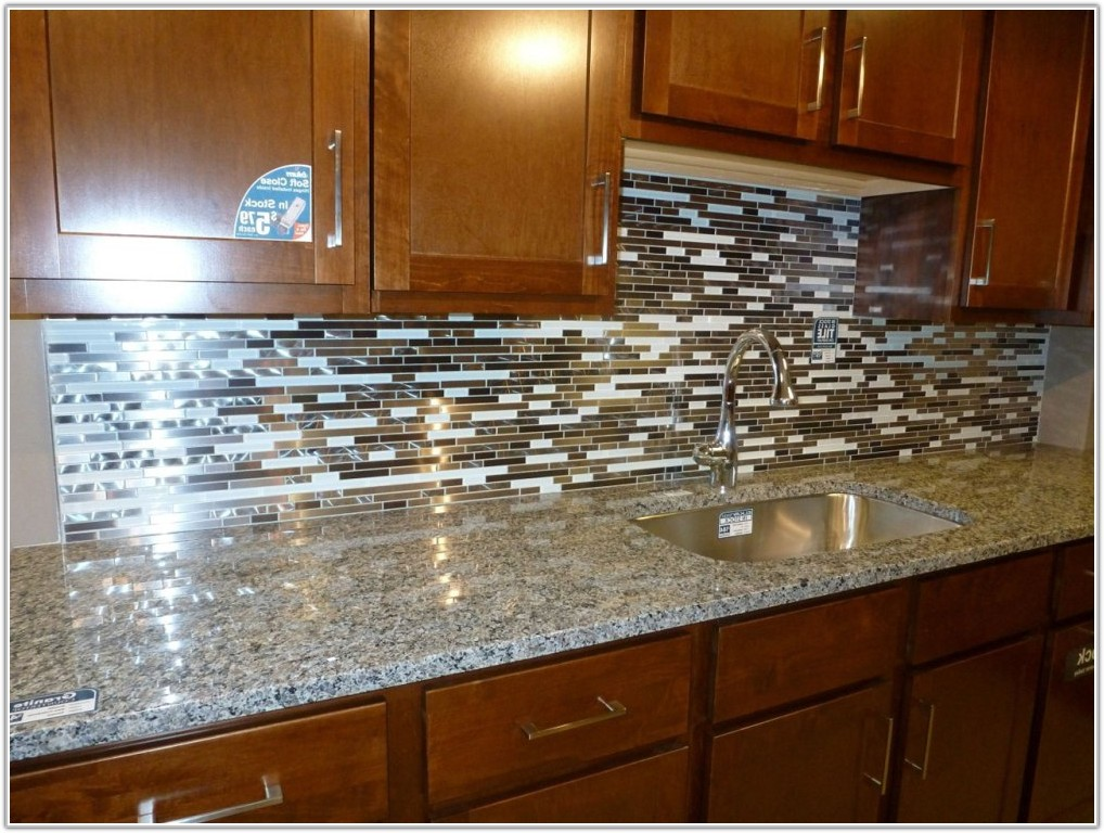 Mosaic Tile For Kitchen Countertop