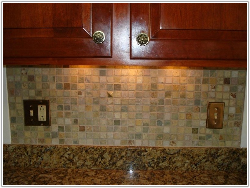 Natural Stone Tile Backsplash Ideas