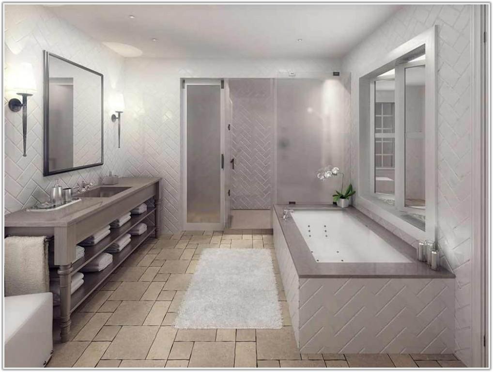 Natural Stone Wall Tiles Bathroom