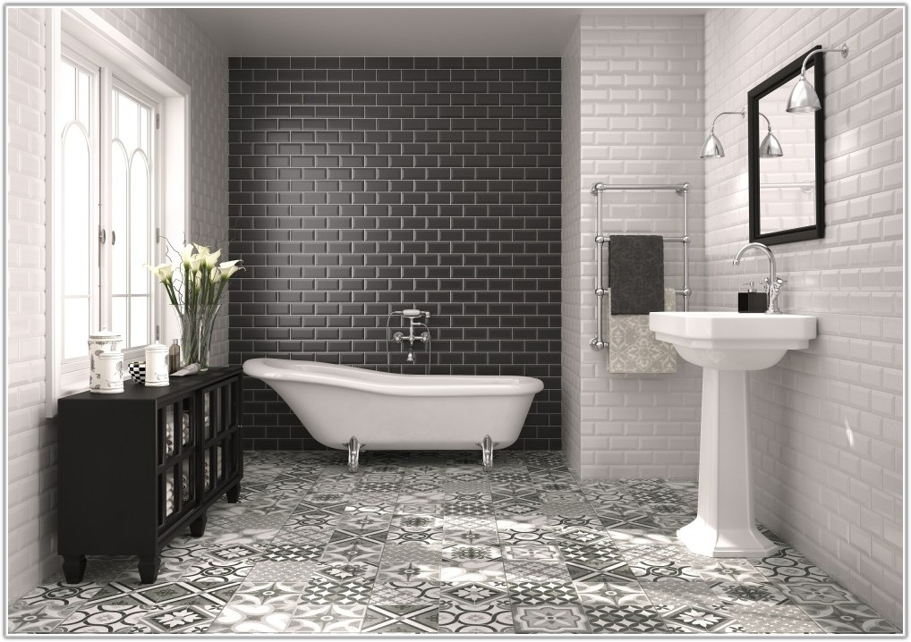 New Tile Trends For Bathrooms