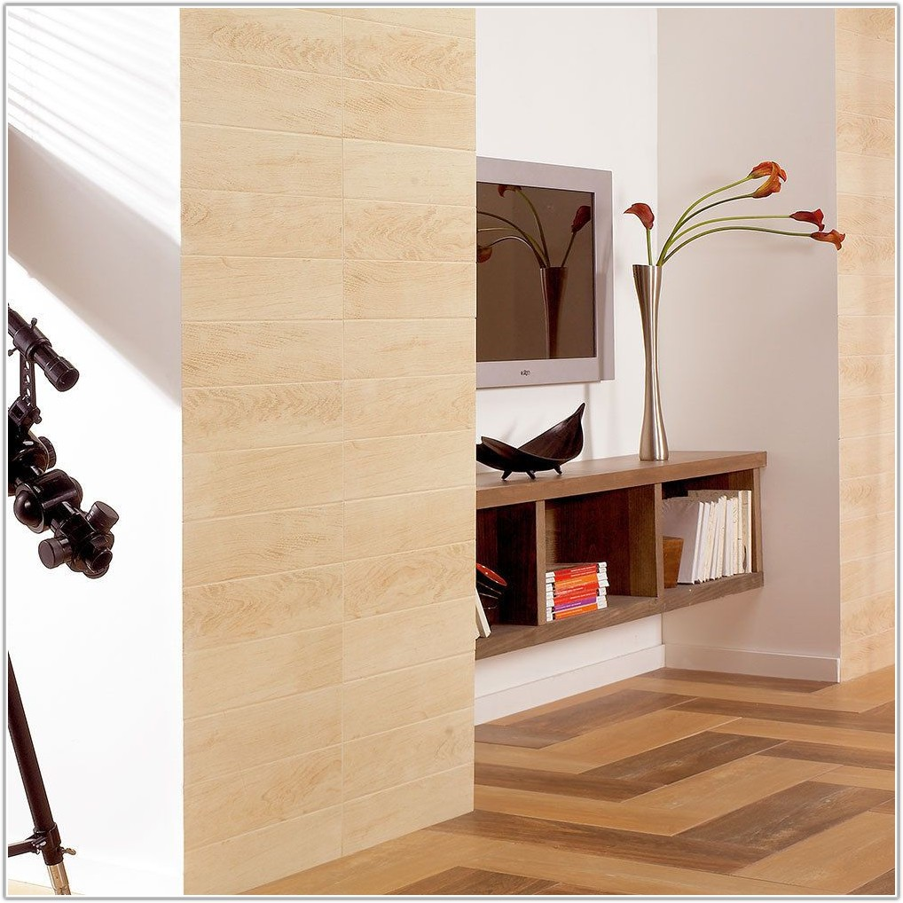Oak Wood Effect Ceramic Floor Tiles