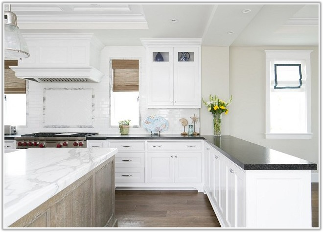 Off White Kitchen Floor Tiles