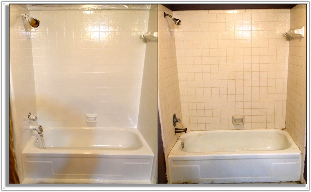 Paint Ceramic Floor Tiles Bathroom