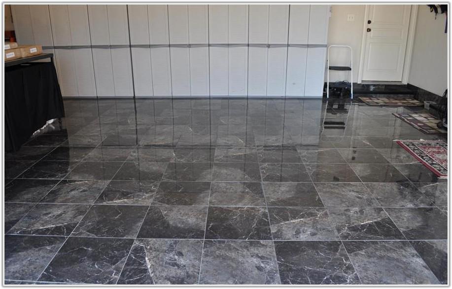 Porcelain Tile For Garage Floors