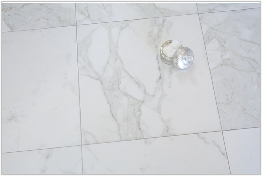 Porcelain Tile Looks Like Marble