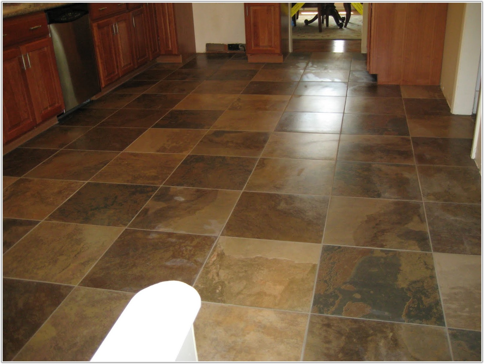 Porcelain Tile Looks Like Slate