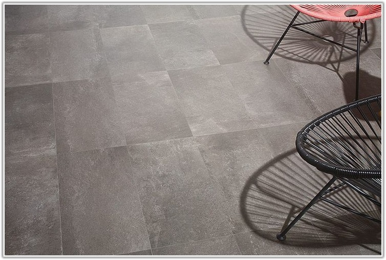 Porcelain Tile That Looks Like Polished Concrete